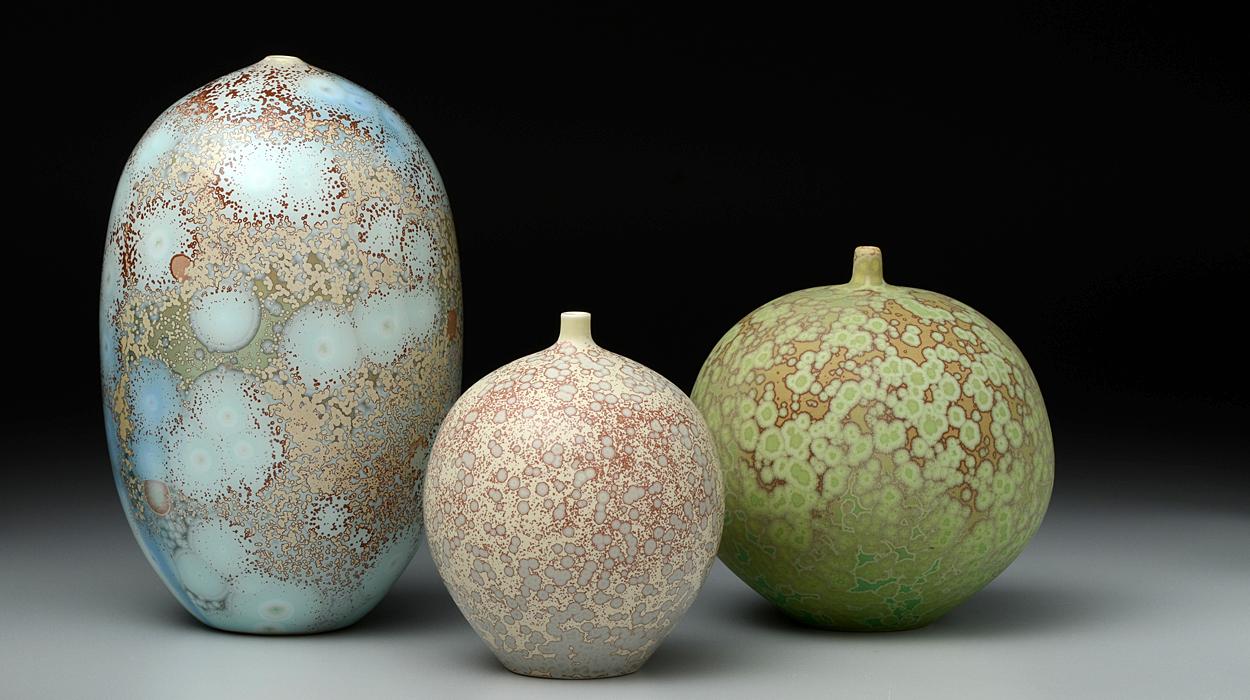 John Tilton - Contemporary Porcelain Art Pottery